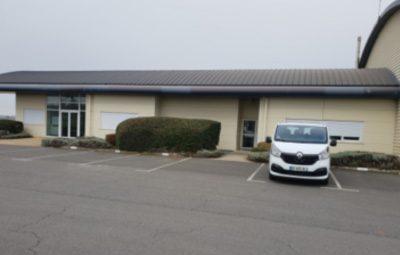 Base aérienne d'Avord, bâtiments de bureaux